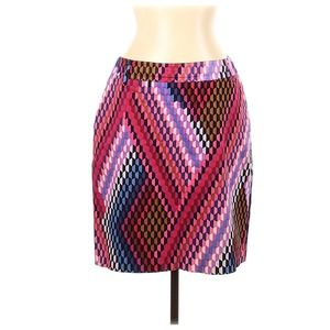Etcetera Pink Casual Skirt Size 10